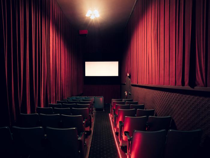 The Four Star Theater, Сан-Франциско, США.