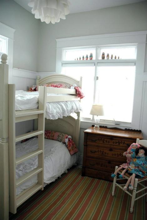 <br>Спальня в стиле прованс.
