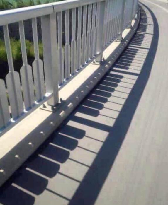Клавиши рояля.