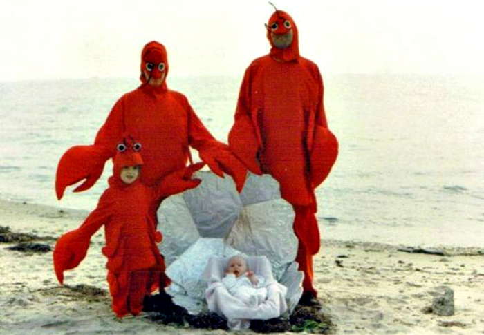 Семейство омаров.