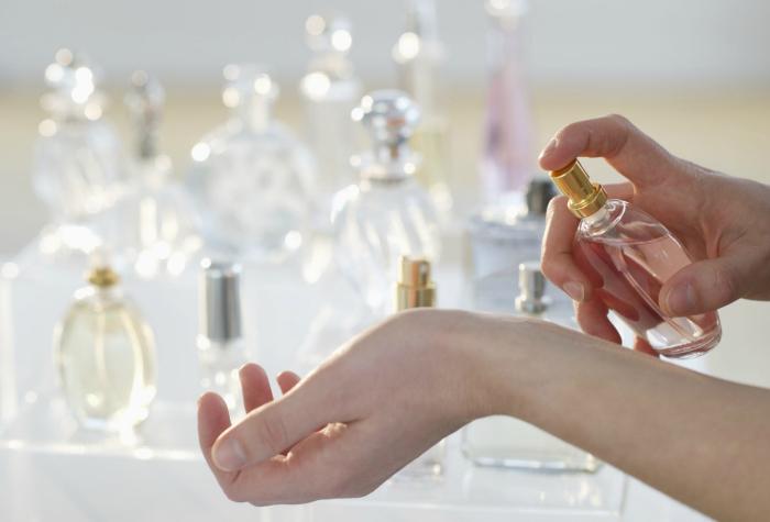 Стойкость аромата на коже.