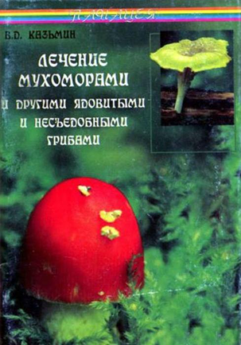 Лечение мухоморами и несъедобными грибами.