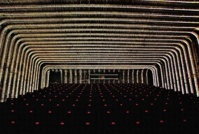 Cineteca De El Matadero, Мадрид, Испания.