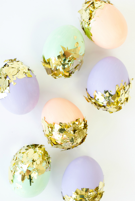 Удивительный декор пасхальных яиц.