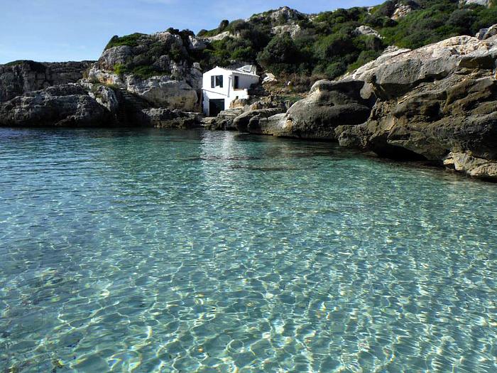 Жилой дом у моря.