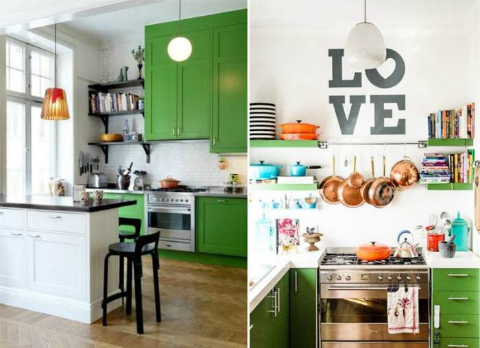 Выбирать дизайн по картинке. | Фото: KitchenDecorium.ru.