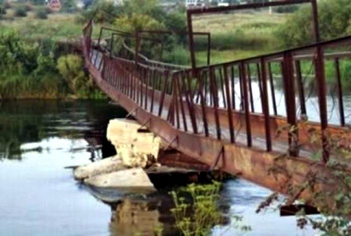 Надежный мост.
