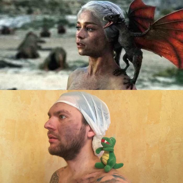 Отец драконов.