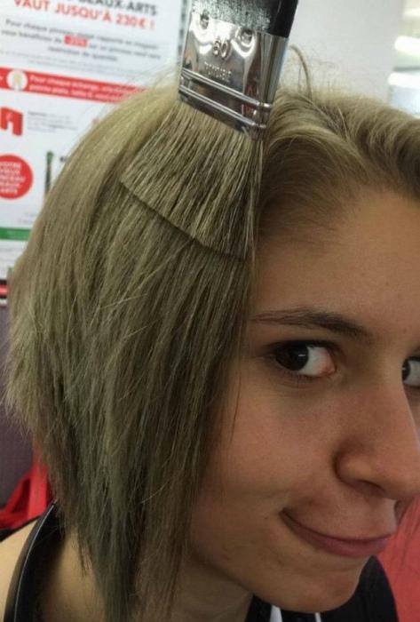 «Так вот зачем парикмахер забирает мои волосы после стрижки! »| Фото: картинки.