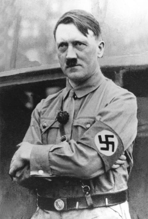 Гитлер - человек года. | Фото: ПолитРоссия.