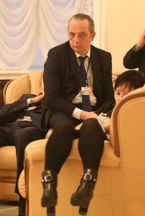 Когда ножки просто космос! | Фото: vinepoverite.ru.