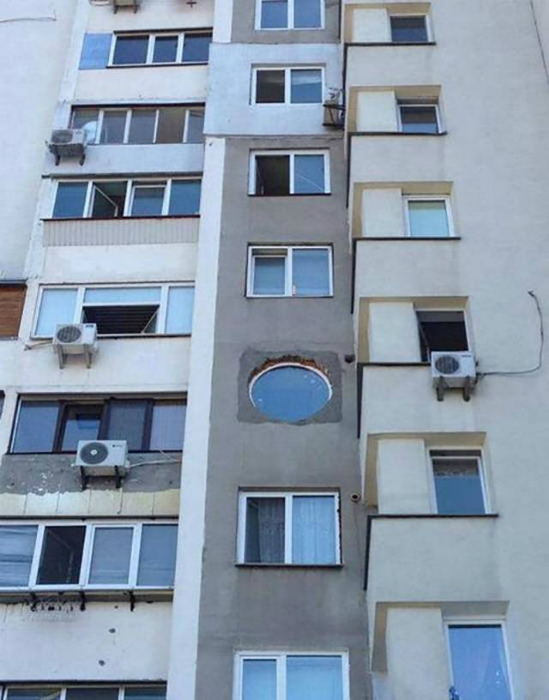 Когда окно - это не просто окно!| Фото: Kaifolog.net.