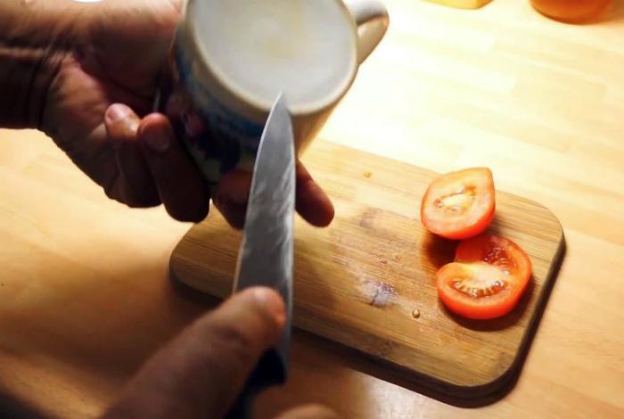 Керамическая точилка для ножей.
