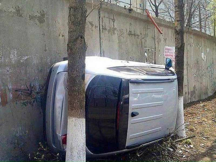 Мастерская парковка.