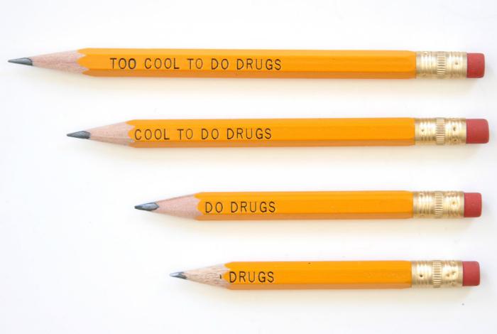Просто делайте наркотики!