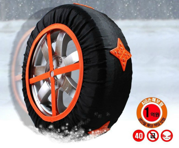 Чехлы для колес, которые улучшат сцепление с дорогой и помогут выбраться из снежных сугробов.
