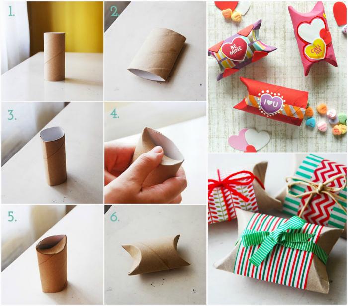 Коробочки для упаковки подарков.
