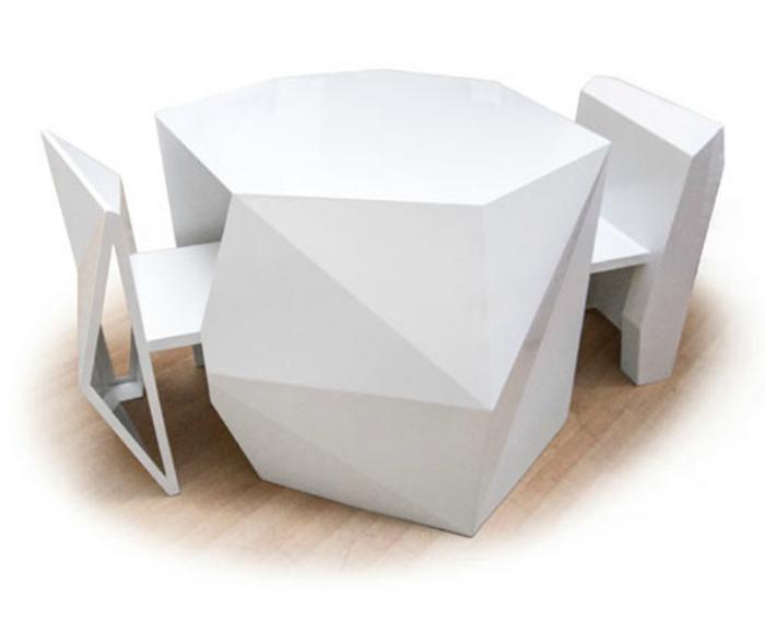 Столик-трансформер от ViceVersa.
