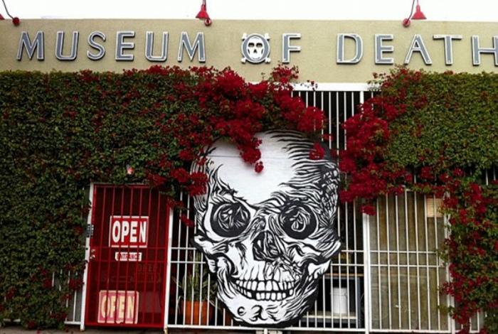 Музей смерти, Голливуд, США.