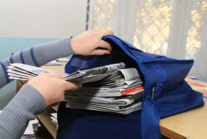 Почтальон или работник почтового отделения. | Фото: Polsha24.