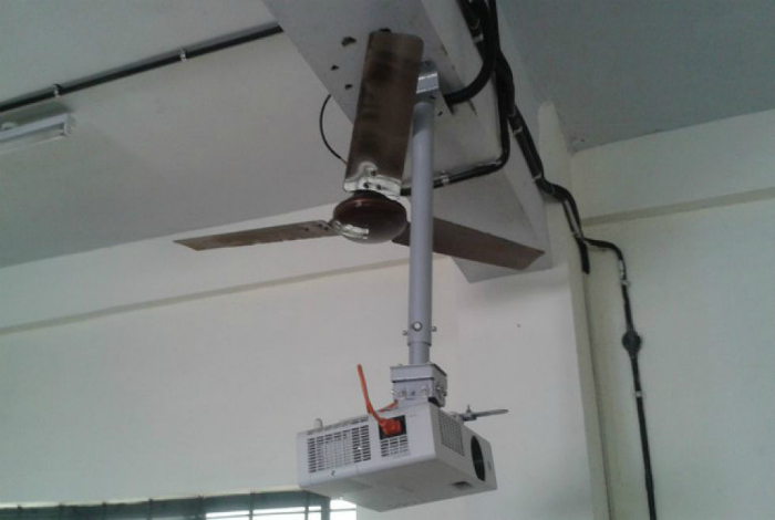 «Странно, почему вентилятор не работает!?»