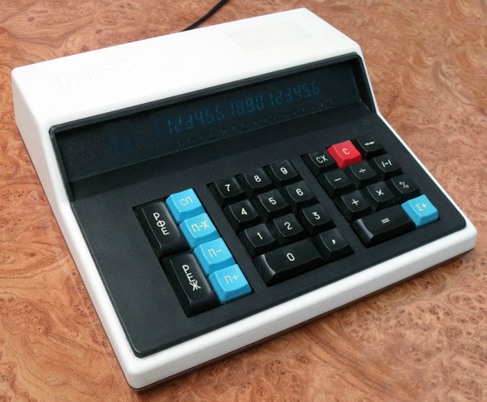Калькулятор Электроника МК 59| Фото: BigMuseum.ru.