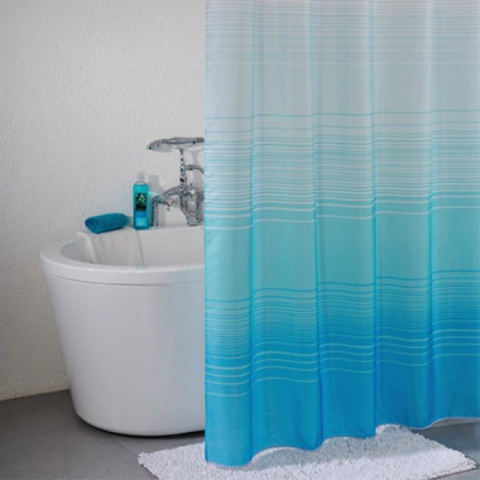 Уход за шторками для ванной.
