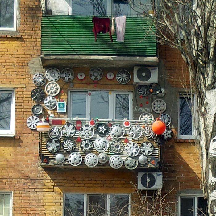 Работа дизайнера Алексея.
