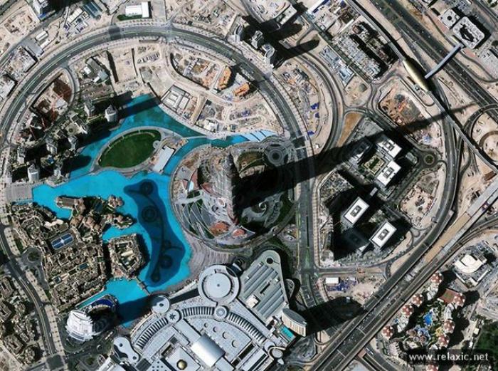 Самое высокое здание на планете.