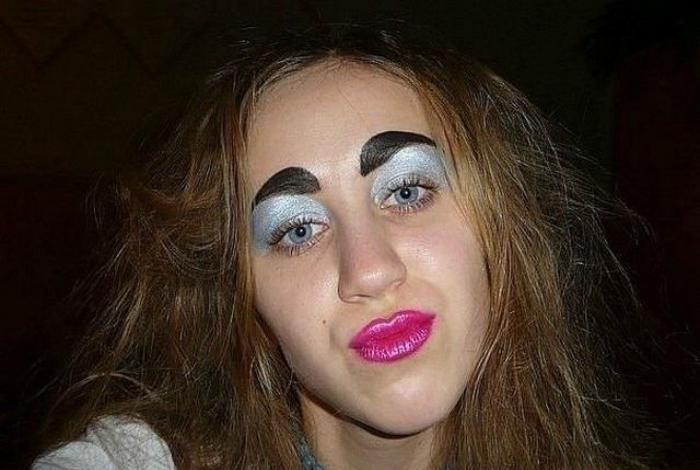 Профессиональный макияж.