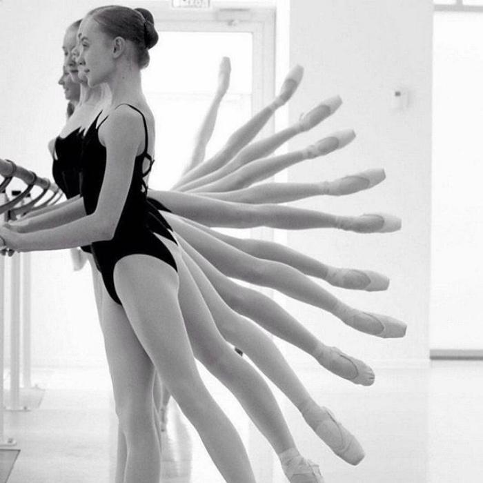 Магия балета.