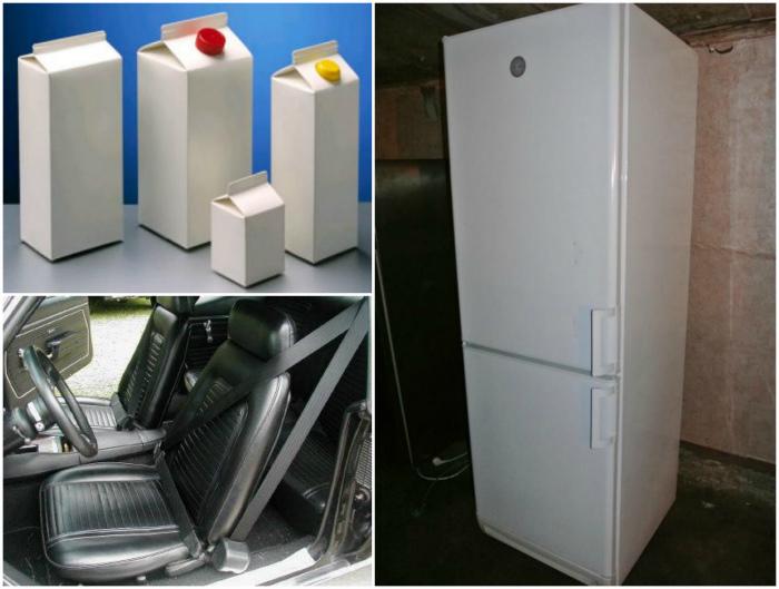 Холодильник, тетра пак и другие изобретения шведов.