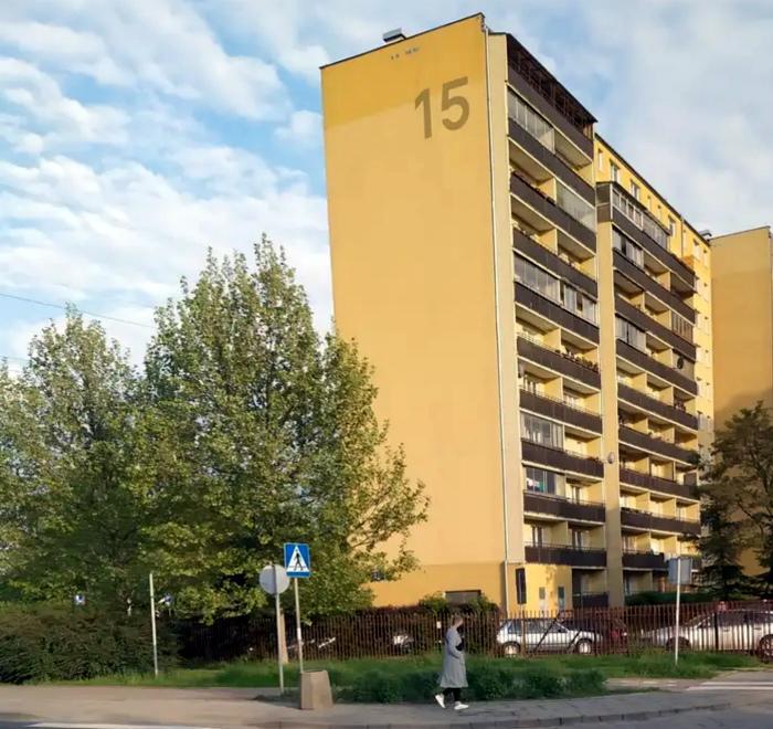 Номера домов в Варшаве. | Фото: Reddit.