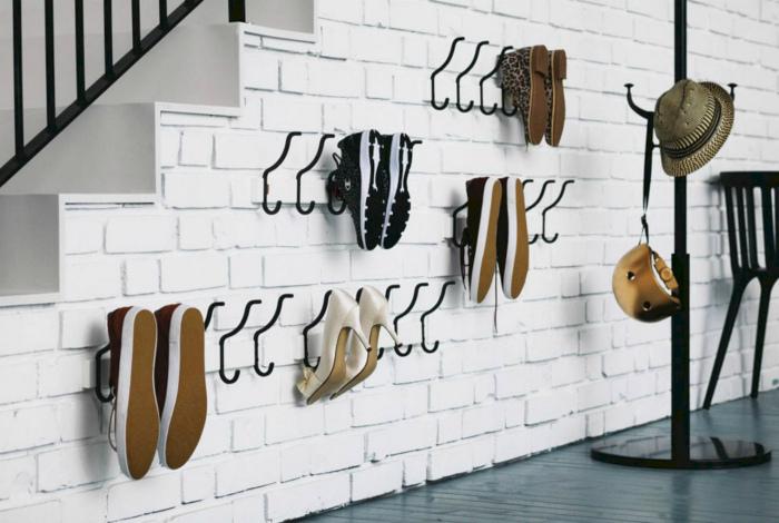 Крючки для обуви. | Фото: kidskunst.info.