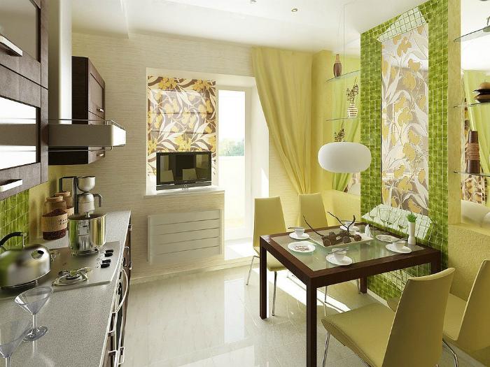 Кухня – любимая и главная комната в доме. | Фото: Mebel-Go.ru.