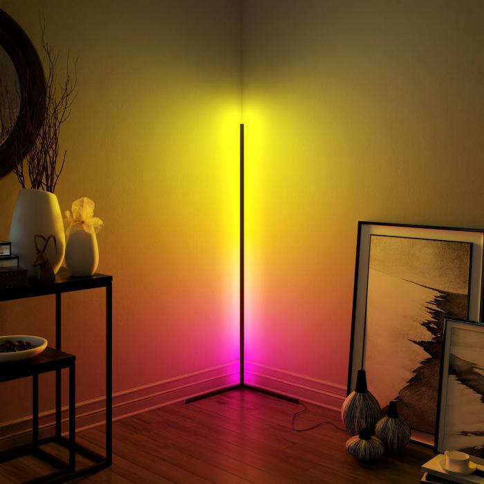 Компактный светильник с мощной лампой. | Фото: Minimal Lamp.