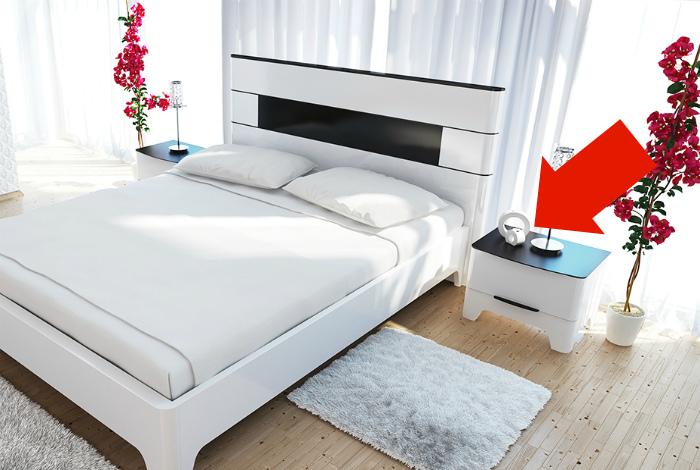 Комплект мебели для спальни.