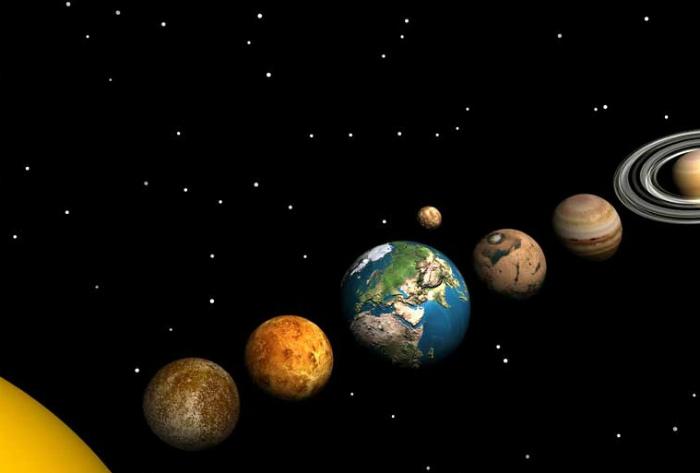 Расстояние между Землей и Луной. | Фото: Onedio.