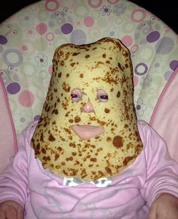 «Она - как мама, когда та делает свои маски!» | Фото: Upcoming.