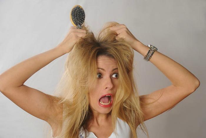 Отношение к чистоте волос. | Фото: KP.md.