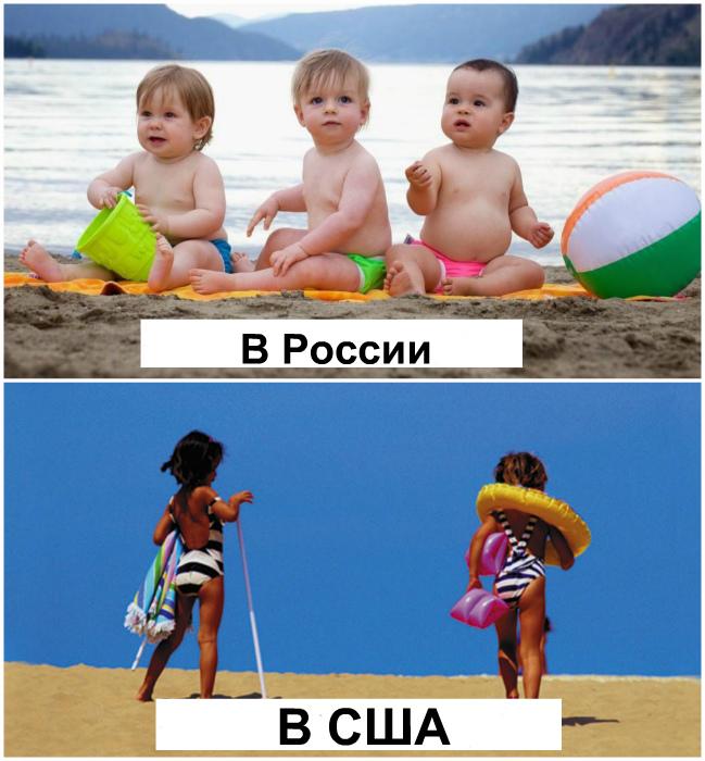 Пляжный дресс-код. | Фото: baomoi.com.