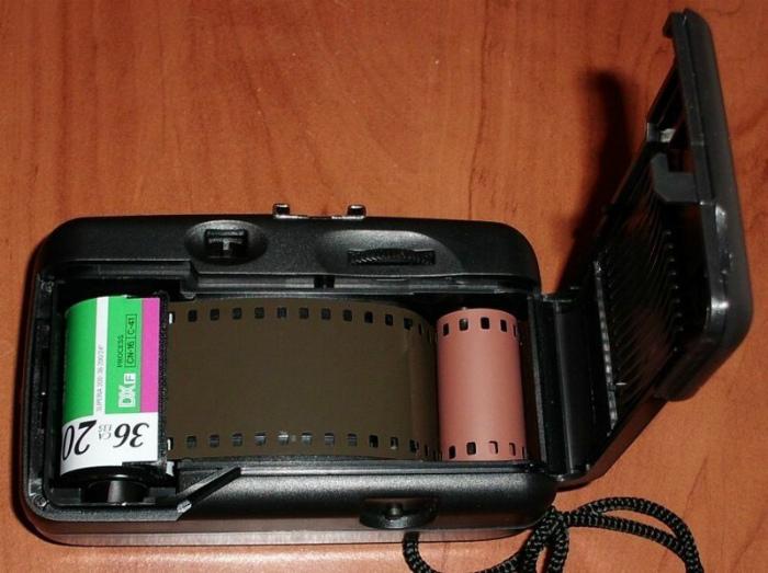 Фотоаппарат с пленкой. | Фото: Невседома.