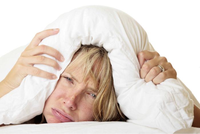 Чувствуете усталость после пробуждения.