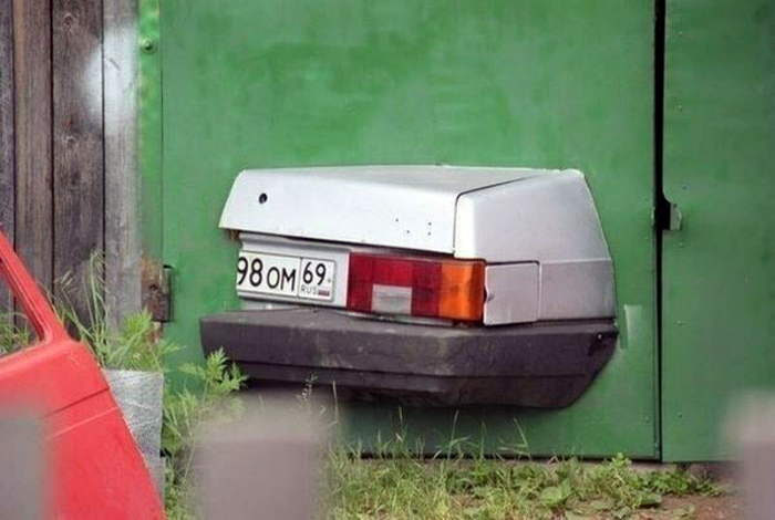 Псс, парень, подтолкни! | Фото: Slavorum.