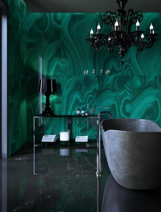 Фантастический дизайн ванной комнаты.