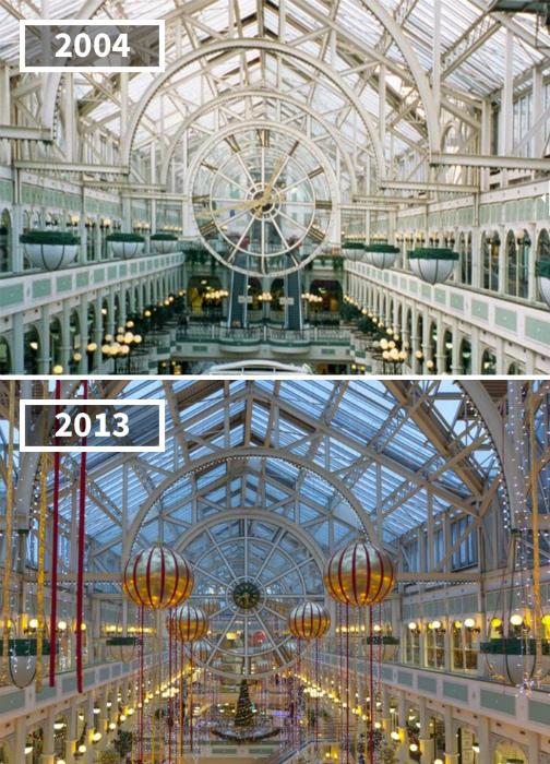 Торговый центр в Дублине, 2004 - 2013.