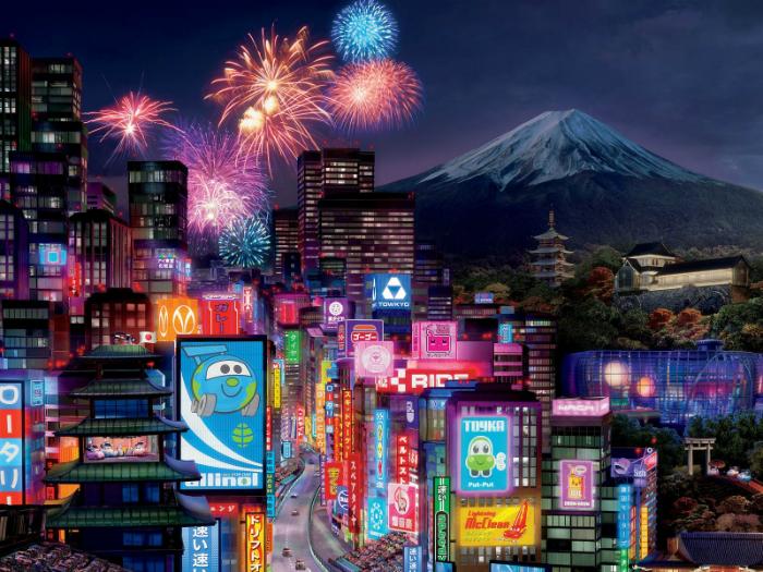 Цена: 1,200$ за квадратный метр. Самые дорогие для жизни города находятся в Японии.