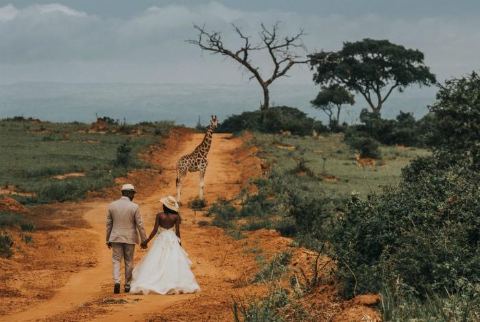 Северная Уганда, Африка.