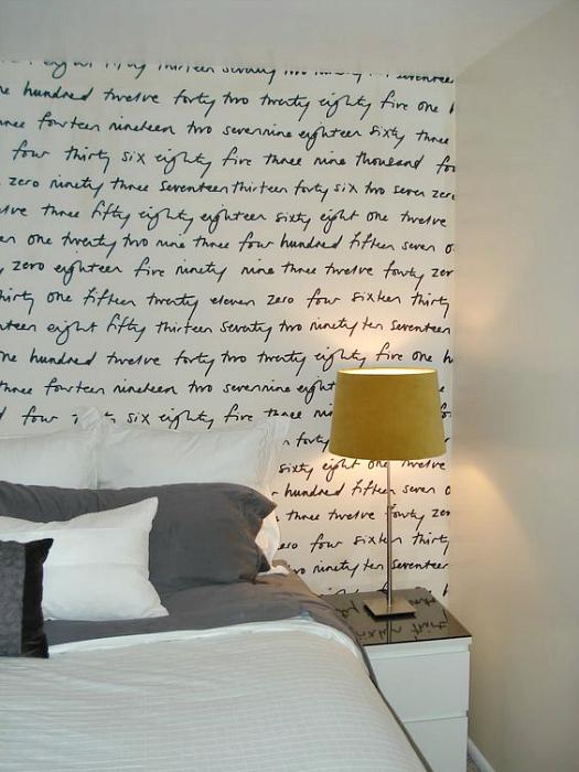 2No-MoneyDecoratingIdeasforWall Декор стен своими руками: 9 красивых идей, 50 фото