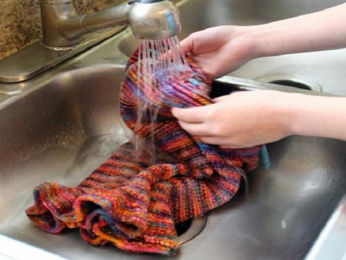 Безпечний і ефективний засіб для прання.